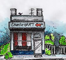 Charlie Hart's Butcher Shop by samedog