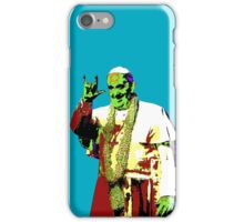 Rock Pop Pope Superstar iPhone Case/Skin