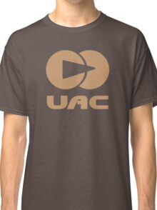 DOOM - UAC - UNION AEROSPACE CORPORATION  Classic T-Shirt