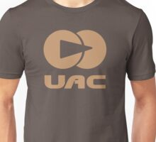 DOOM - UAC - UNION AEROSPACE CORPORATION  Unisex T-Shirt