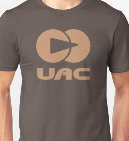 DOOM - UAC - UNION AEROSPACE CORPORATION  Unisex T-Shirt