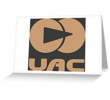 DOOM - UAC - UNION AEROSPACE CORPORATION  Greeting Card