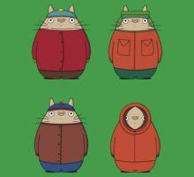 South Park's Neighbors Baby Tee