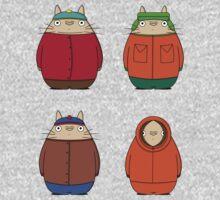 South Park's Neighbors One Piece - Long Sleeve