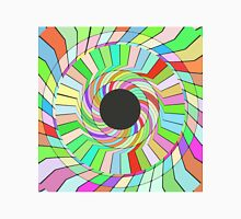 Colorful whirlpool abstract design Unisex T-Shirt