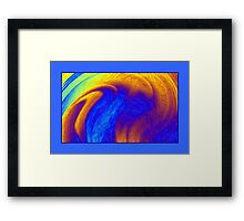 Brilliant Pencil Sketching Framed Print