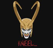 Kneel... by abaldinazzo