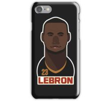 LeBron iPhone Case/Skin