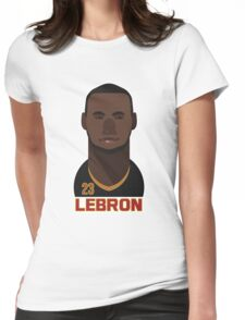 LeBron Womens Fitted T-Shirt
