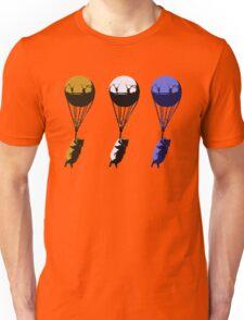 Flying goats 2 Unisex T-Shirt