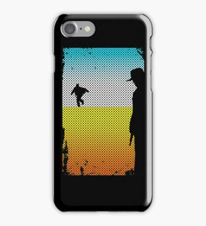 And The Gunslinger Followed iPhone Case/Skin