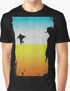 And The Gunslinger Followed Graphic T-Shirt