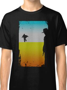 And The Gunslinger Followed Classic T-Shirt
