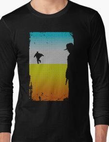 And The Gunslinger Followed Long Sleeve T-Shirt