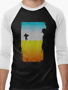 And The Gunslinger Followed Men's Baseball ¾ T-Shirt
