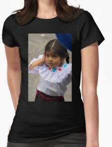 Cuenca Kids 775 Womens Fitted T-Shirt