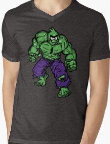 ANGRY! Mens V-Neck T-Shirt