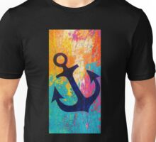 Anchor Painting Unisex T-Shirt