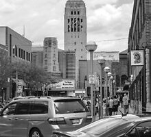 City Streets by perkinsdesigns