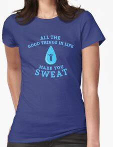 Sweat Womens Fitted T-Shirt