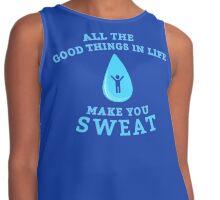 Sweat Contrast Tank