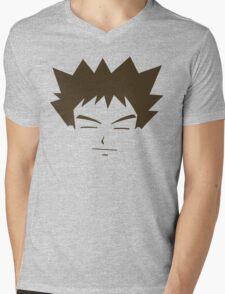 Brock Mens V-Neck T-Shirt