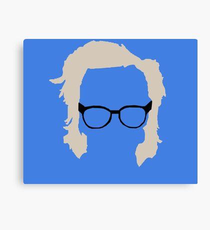 Asimov Canvas Print