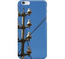 Telegraph Wires iPhone Case/Skin