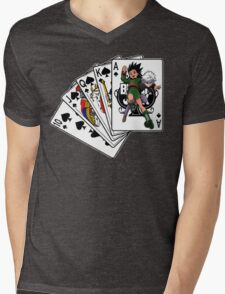 Gon and killua  Mens V-Neck T-Shirt