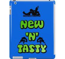 New 'n' tasty iPad Case/Skin