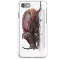 nashornkäfer iPhone Case/Skin