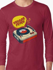 Reggae Fever Long Sleeve T-Shirt