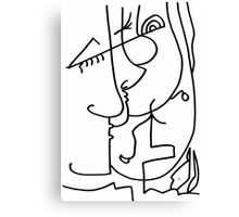 After Picasso 13 Canvas Print