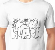 After Picasso B12 Unisex T-Shirt