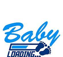 Baby Boy Loading Logo by Style-O-Mat