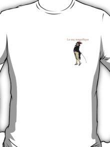 Le coq magnifique T-Shirt