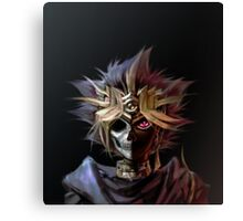 Yu-Gi-Oh! - Skeleton Canvas Print