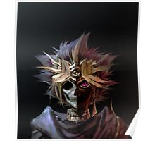 Yu-Gi-Oh! - Skeleton Poster