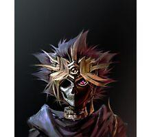 Yu-Gi-Oh! - Skeleton Photographic Print