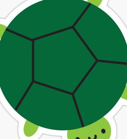 Happy Turtle Sticker