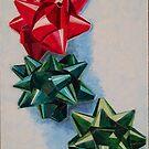 """Three bows"" by Richard Robinson"