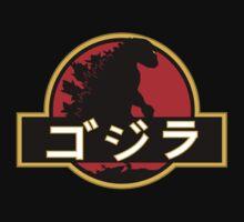 Godzilla by Nikowesc