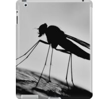 Snipe Fly Silhouette   [ PVL ] iPad Case/Skin
