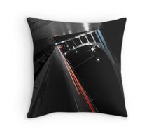 Newport SDR Bridge Throw Pillow