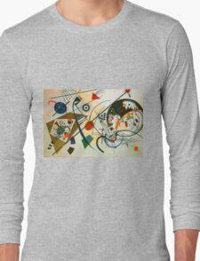 Kandinsky painting Long Sleeve T-Shirt