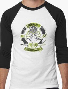 GENJi overwatch Men's Baseball ¾ T-Shirt