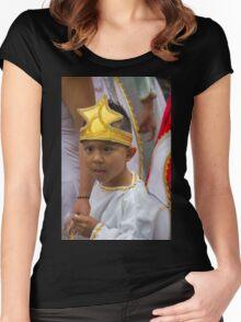 Cuenca Kids 777 Women's Fitted Scoop T-Shirt