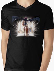 Yu-Gi-Oh! Pharaon Mens V-Neck T-Shirt