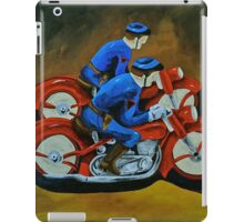 Highway Patrol iPad Case/Skin