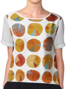 Pies Are Squared Chiffon Top
